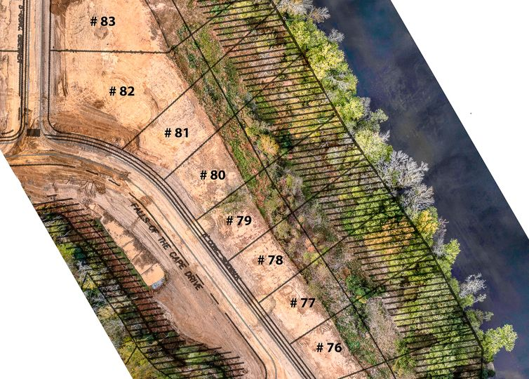 Lot 84 Falls Of The Cape Drive Lillington, NC 27546