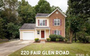 220 Fair Glen Road Holly Springs, NC 27540 - Image 1