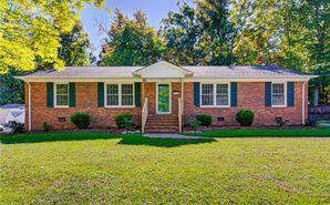 2521 Gracewood Drive Greensboro, NC 27408 - Image